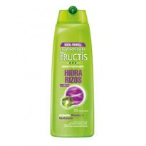 Champú Garnier Fructis Hidra Rizos horas 300 ml