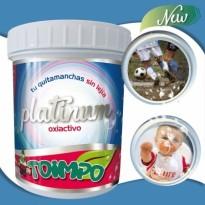 Toimpo Platinum Oxiactivo 590 gramos (Quitamanchas sin Lejía)