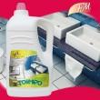 Toimpo Gel Acción Lejía 4.5 litros (Limpiador general Perfumado)