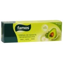 Crema de Manos Famos Tubo 100 ml